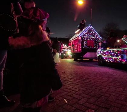 Intocht Sinterklaas Kaatsheuvel